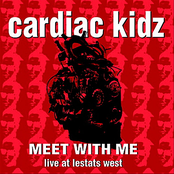 album Meet With Me - Live At Lestats by Cardiac Kidz
