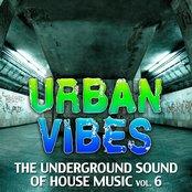 Urban Vibes (The Underground Sound of House Music Vol. 6)