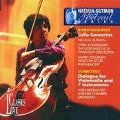 Natalia Gutman (Cello); The USSR Radio and TV Symphony Orchestra; Kyrill Kondrashin (Conductor)