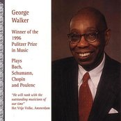 George Walker Plays Bach, Schumann
