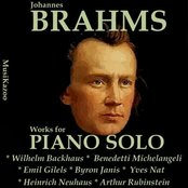 Brahms, Vol. 10 : Works for Piano Solo