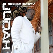 Praise Party (feat. Erica Cumbo & Rob P.) - Single