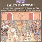 Ballate E Madrigali Del Quattrocento