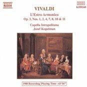 Vivaldi: Estro Armonico (L'), Op. 3