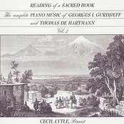 GURDIJEFF / DE HARTMANN: Reading of a Sacred Book, The Complete Piano Music of Georges Gurdjieff & Thomas de Hartmann, Vol. 1