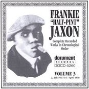 Frankie 'Half-Pint' Jaxon Vol. 3 1937-1940