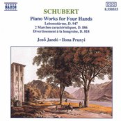 Schubert: Piano Works for Four Hands, Vol. 1