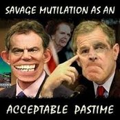 Savage Mutilation as an Acceptable Pastime