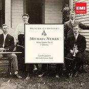String Quartet No.4; Three Quartets