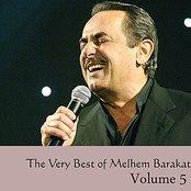 The Very Best of  Melhem Barakat Vol 5
