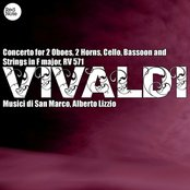 Vivaldi: Concerto for 2 Oboes, 2 HoRN0s, Cello, Bassoon and Strings in F major, RV 571