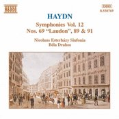 HAYDN: Symphonies Nos. 69, 89 and 91