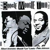 The Boogie Woogie Trio vol. 1
