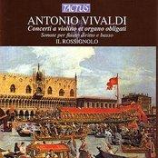 Concerti a violino et organo obligati