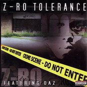Z-Ro Tolerance - Featuring Daz - Slowed and Chopped Version