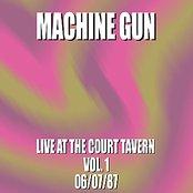 Machine Gun Live at the Court Tavern #1 6/7/87