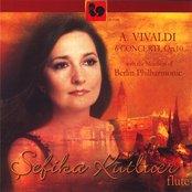 Sefika Kultuer plays Vivaldi concertos for Flute & Orchestra