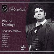 Placido Domingo - Arias & Scenes