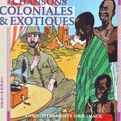Chansons coloniales & exotiques