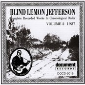 Blind Lemon Jefferson Vol. 2 (1927)