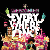 album Everywhere At Once by Lyrics Born