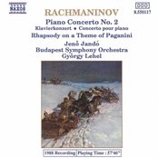 Rachmaninov: Piano Concerto No. 2 / Rhapsody on a Theme of Paganini