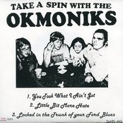 Take a Spin with the Okmoniks