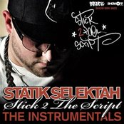 Stick 2 The Script - The Instrumentals