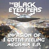 Invasion of I Gotta Feeling Megamix EP