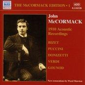 MCCORMACK, John: The Acoustic Recordings (1910)