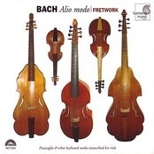 """J.S. Bach: Alio modo - """"Passacaglia"""" & other keyboard works transcribed for viols"""