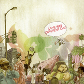 album Same !@#$ Different Day by Lyrics Born