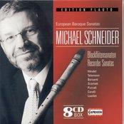 Recorder Recital: Schneider, Michael - Handel, G.F. / Telemann, G.P. / Barsanti, F. / Scarlatti, A. / Sammartini, G. / Mancini, F. / Castrucci, P.