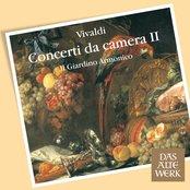 Vivaldi : Concerti da camera Vol.2