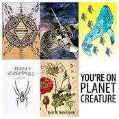 You're On Planet Creature
