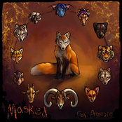 album Masked by Fox Amoore