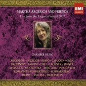 Martha Argerich: Live from Lugano 2007