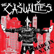 album Made In N.Y.C. by The Casualties