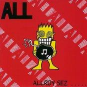 Allroy Sez...