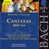 J.S. Bach - Cantatas BWV 4-6