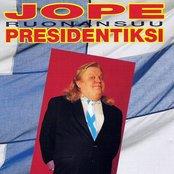 Jope Ruonansuu Presidentiksi