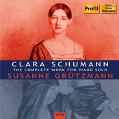 Schumann, C.: Piano Works