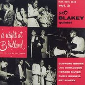 A Night At Birdland-Vol.2