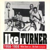 Ike Turner: 1958-1959