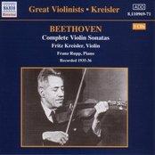 BEETHOVEN: Violin Sonatas (Complete) (Kreisler) (1935-1936)