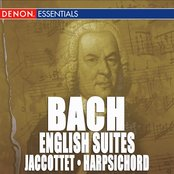 JS Bach: Complete English Suites for Harpsichord