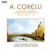 CORELLI: Concerti  Grossi Op. 6,  Nos. 1-6