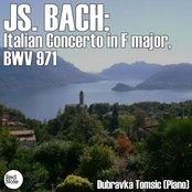 Bach: Italian Concerto in F major, BWV 971