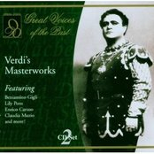 Verdi's Masterworks, Vol. 1 [Great Voices of the Past] [Disc 1]