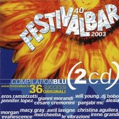 Festivalbar 2003 Compilation Blu (disc 1)